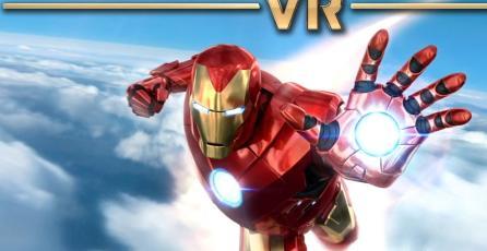 Un nuevo juego de<em> Iron Man </em>está en camino a PlayStation VR