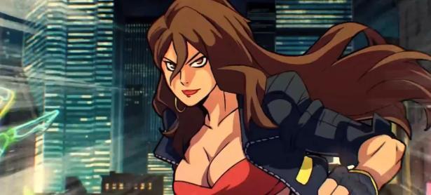 Axel y Blaze pelean en el primer gameplay de <em>Streets of Rage 4</em>