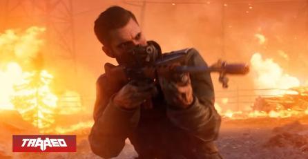 Los dúos de Firestorm en Battlefield V no llegarán hasta el próximo mes