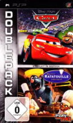 DoublePack: Cars + Ratatouille