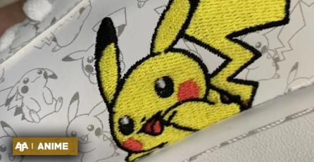 Así serían las zapatillas de la colaboración entre Pokémon y Adidas Originals