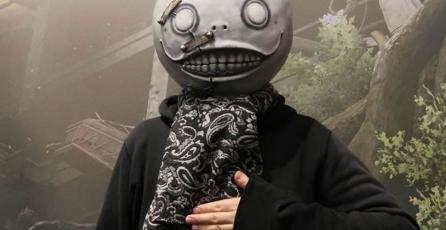 Yoko Taro debuta y se retira de los streams virtuales de YouTube