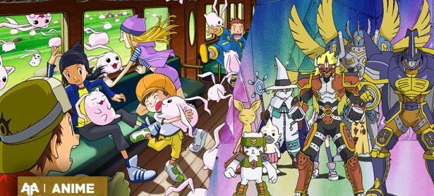 Digimon Frontier: Blur-ray Box contendrá bocetos inéditos de los diseños iniciales de sus personajes