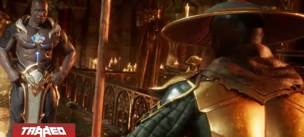 Mortal Kombat 11 libera beta en consolas durante todo el fin de semana