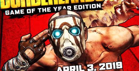 Una remasterización de <em>Borderlands</em> está en camino a PS4, Xbox One y PC
