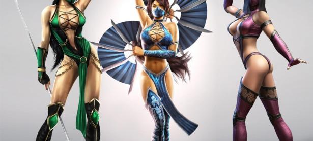 Los vestuarios de las mujeres en <em>Mortal Kombat 11</em> serán más reservados