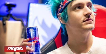 La cara de Ninja comenzará a aparecer en las latas de bebidas energéticas
