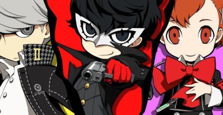 Presentan a los Phantom Thieves en el nuevo trailer de <em>Persona Q2</em>