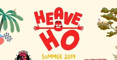 Devolver Digital y Le Cartel anuncian <em>Heave Ho</em>