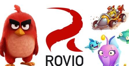 Rovio invierte $3 MDD en Play Ventures