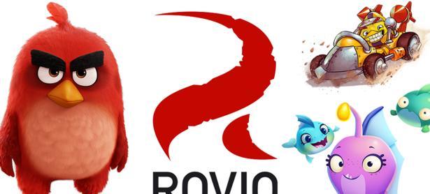 Rovio invierte $3 MDD en Play Ventures