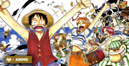 Se animará One-shot de One Piece: Romance Dawn