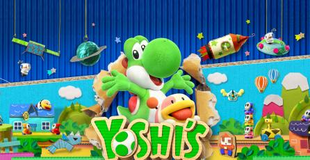<em>Yoshi's Crafted World</em>