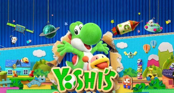 <em>Yoshi's Crafted World</em>