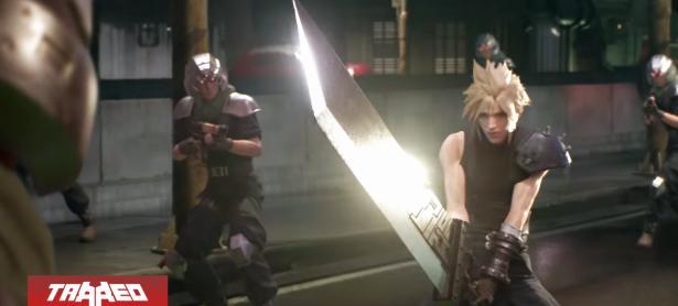Final Fantasy VII Remake cambia director y Square Enix anuncia AAA para 9 generación
