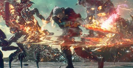 Acaba con hordas de enemigos en Bloody Palace para <em>Devil May Cry 5</em>