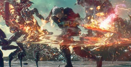 Acaba con hordas de enemigos en Bloody Palace para <em>Devil May Cry 5</em>