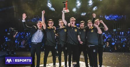 Tierwulf se proclama campeón junto a Splyce Vipers en la SuperLiga Orange de España