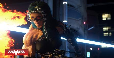 Cyberpunk 2077 llegaría como parte del catálogo de Google Stadia