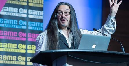John Romero, cocreador de <em>DOOM</em>, trabaja en una nueva IP