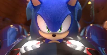 Emociónate con el nuevo trailer de <em>Team Sonic Racing</em>