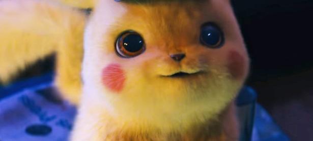 El póster de <em>Detective Pikachu </em>para China es adorable y perturbador