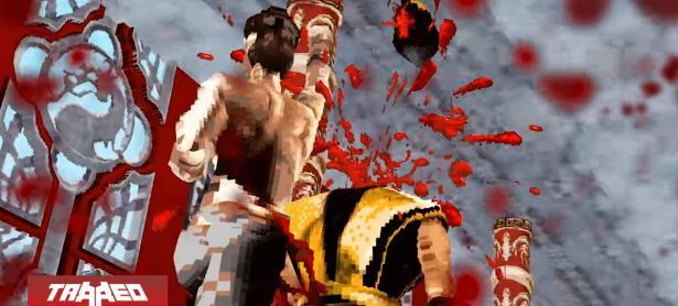 VIDEO   Así sería Mortal Kombat 1 de haber sido hecho en 3D