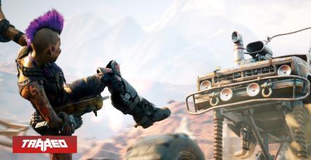 Rage 2 no llegará a Nintendo Switch según asegura id Software
