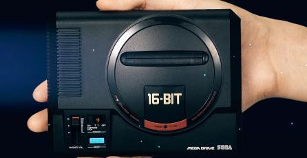 Se revelarán más juegos del SEGA Mega Drive Mini antes de E3 2019