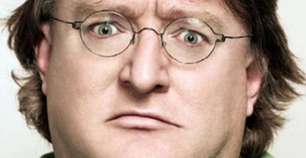 Imagen de Gabe Newell promociona ropa interior en China