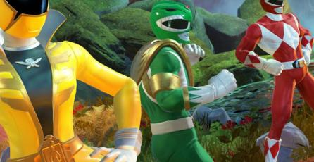 <em>Power Rangers: Battle for the Grid</em> añadirá 3 Rangers gratuitos