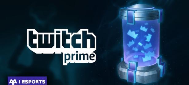 League of Legends y Twitch te regalan nuevamente una cápsula de corona