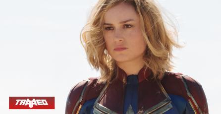 Lo logró: Capitana Marvel consiguió 1 mil millones de dólares en su primer mes