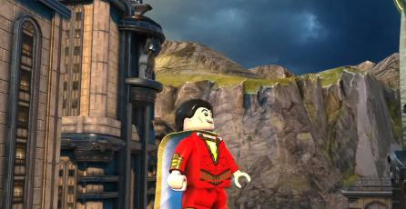 <em>LEGO DC Super-Villains</em> recibe DLC de <em>Shazam!</em>