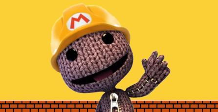 Recrean<em> Super Mario Maker </em>en <em>LittleBigPlanet 3</em>