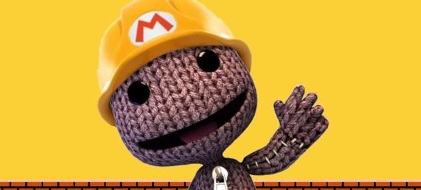 Recrean<em> Super Mario Maker </em>en <em>LittleBigPlanet 3</em>