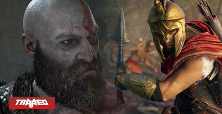 Assassin's Creed podría tener un crossover con God of War en su época Vikinga