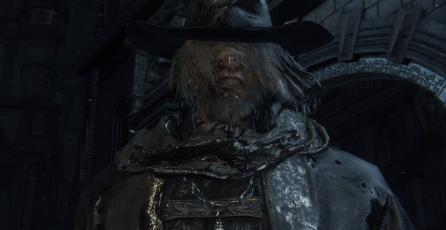 El Padre Gascoigne iba a ser un acompañante en <em>Bloodborne</em>