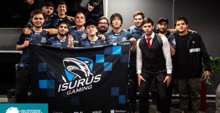 Semifinales: All Knights vs Isurus Gaming