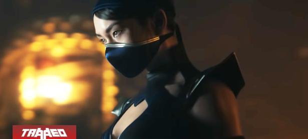 Kitana se unirá oficialmente al roster de Mortal Kombat 11