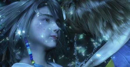 Checa el nuevo trailer de <em>Final Fantasy X/X-2 HD</em> para Switch y Xbox One