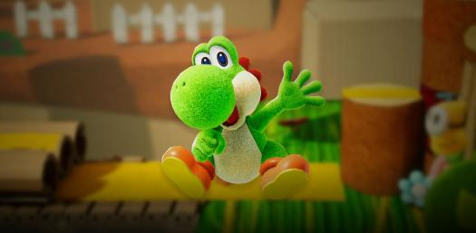 <em>Yoshi's Crafted World</em>: un mundo hecho a mano