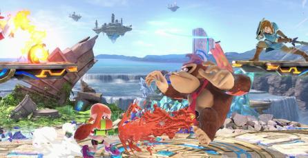Anuncio de <em>Smash Bros. Ultimate</em> confirmaría el editor de escenarios