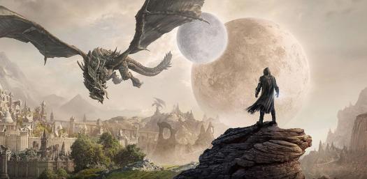 <em><strong>Elsweyr</strong></em>: una masiva historia de gatos y dragones