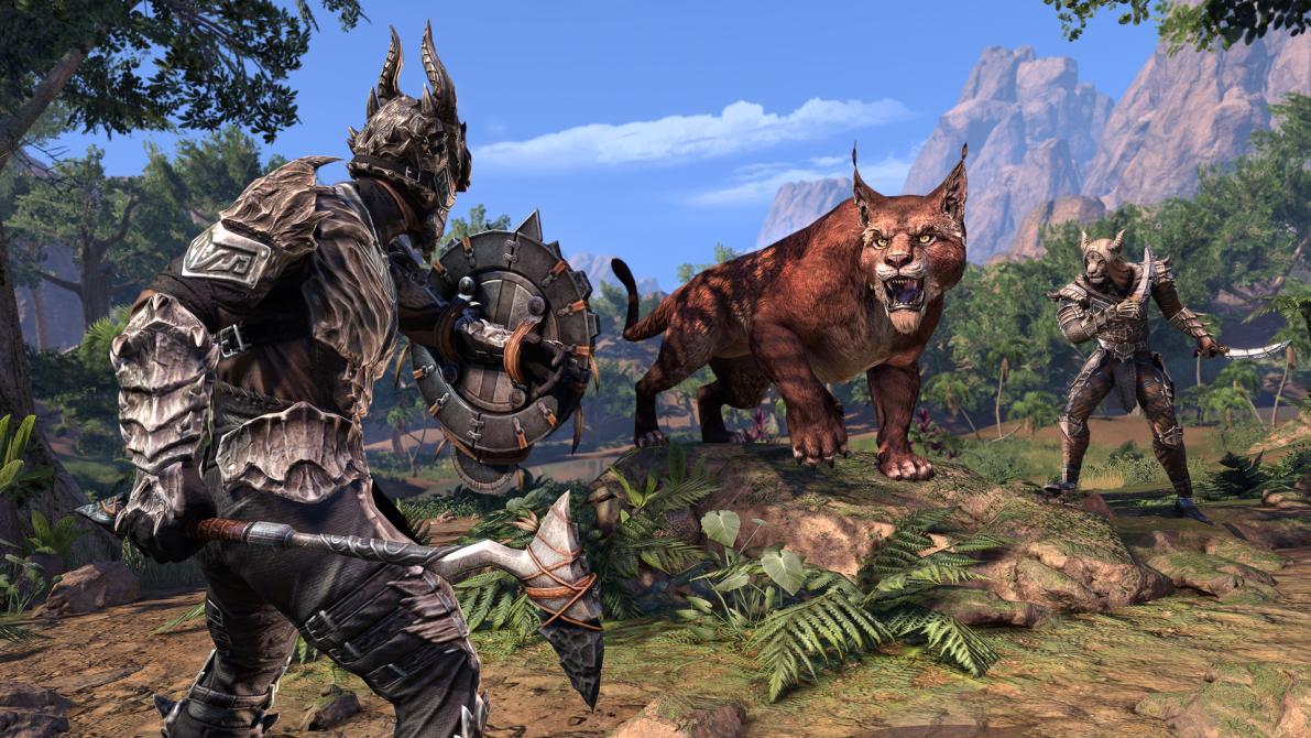 <em>Elsweyr - The Elder Scrolls Online</em>