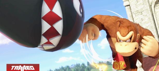 Smash Bros. Ultimate confirmó por error editor de mapas en próximo parche
