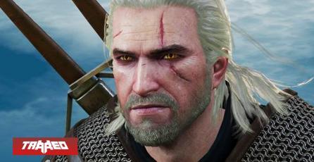 Geralt de Rivia aterrizará en mayo a Monster Hunter World para PC