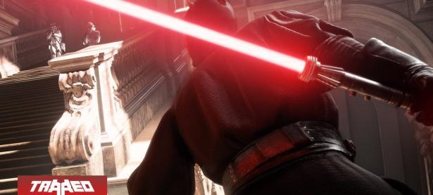 Star Wars: Jedi Fallen Order será canon, solo en 1 jugador y durará 5 horas