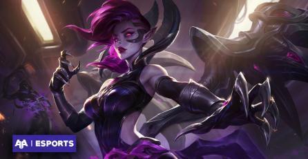 Se viene fuerte nerf a Morgana en League of Legends
