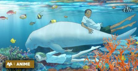 Se reveló trailer musicalizado para película Children of the Sea